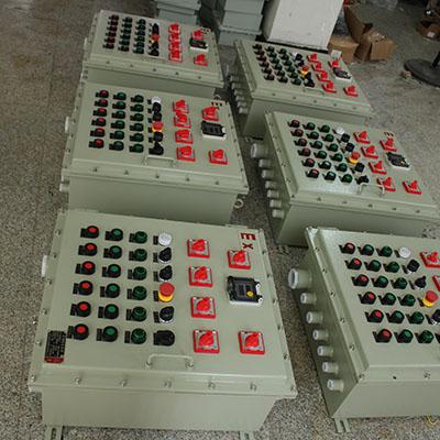 如何设计出合格的防爆控制箱